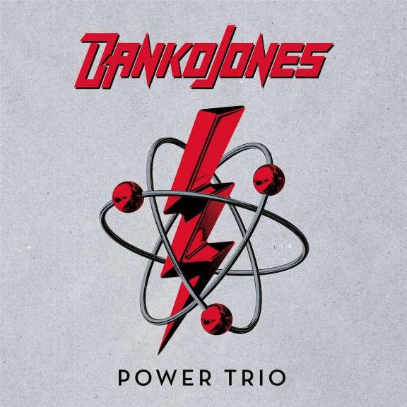 Danko Jones Power Trio (black) LP 2021
