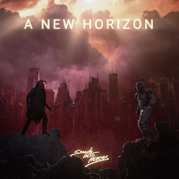 Smash Into Pieces A New Horizon (black) LP 2021