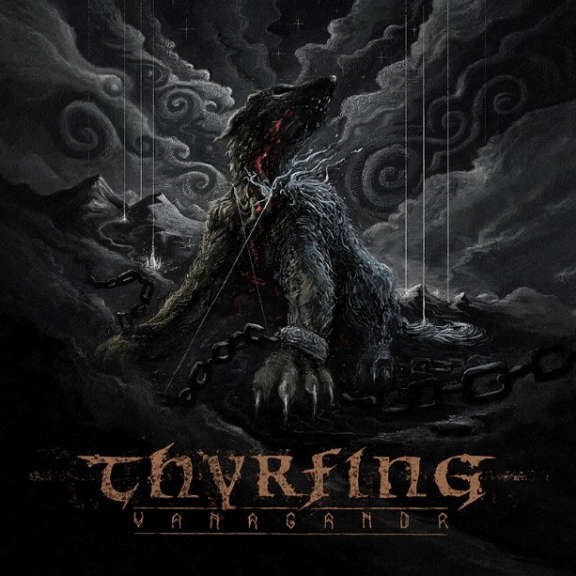 Thyrfing Vanagandr (black) LP 2021