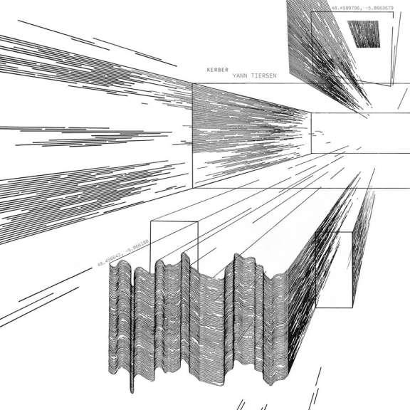 Yann Tiersen Kerber (black) LP 2021