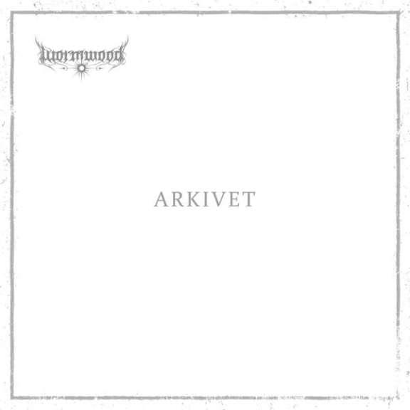Wormwood Arkivet (silver/white) LP 2021