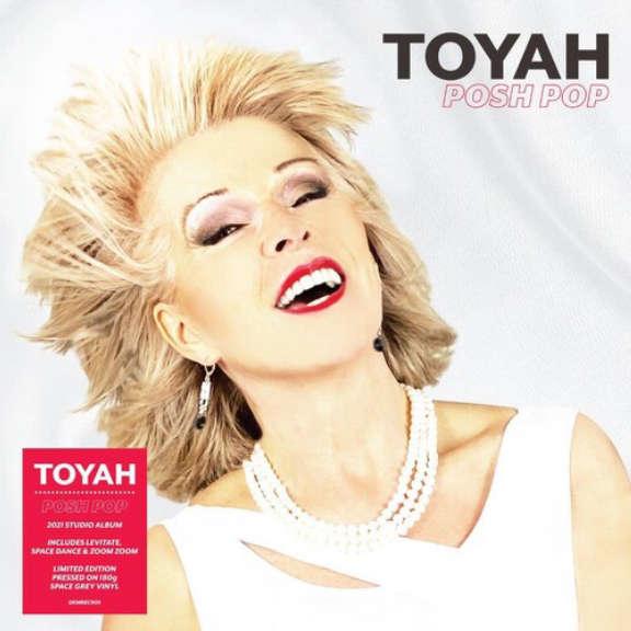 Toyah Posh Pop (coloured) LP 2021