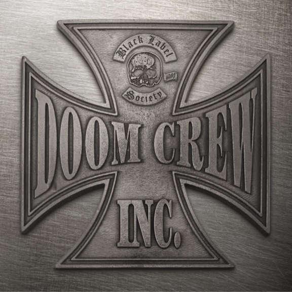 Black Label Society Doom Crew Inc. (marble) LP 2021