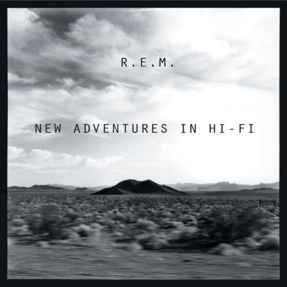 REM New Adventures In Hi-Fi (25th anniversary) LP 2021