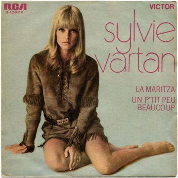 Sylvie Vartan La Maritza LP 2021