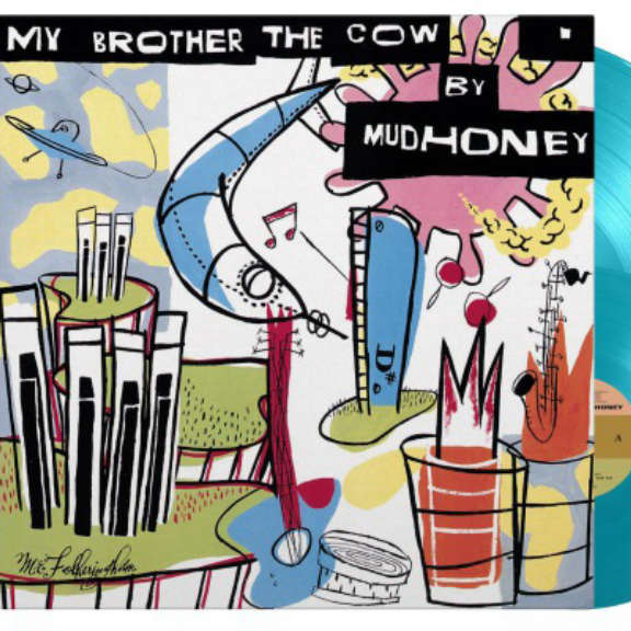 Mudhoney My Brother The Cow (coloured) LP 2021