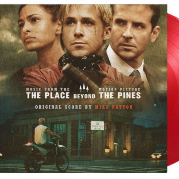Mike Patton (various artists) Soundtrack : Place Beyond the Pines (red) LP 2021