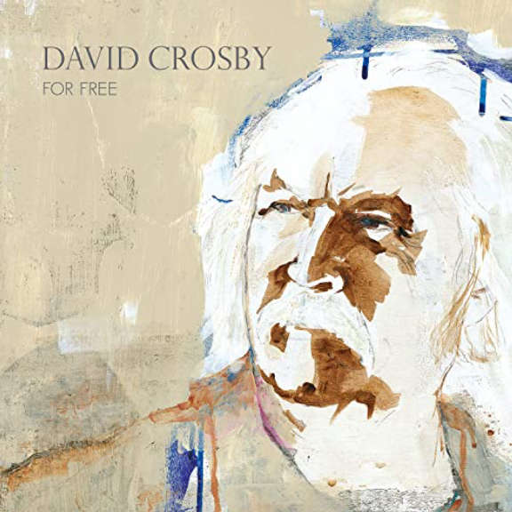 David Crosby For Free (coloured) LP 2022