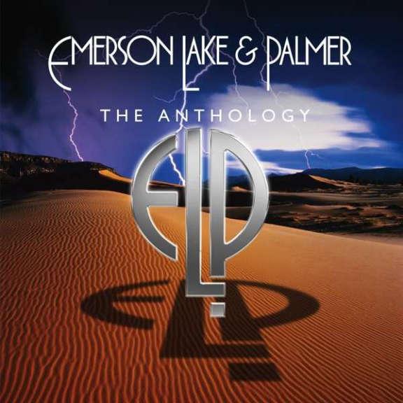 Emerson, Lake & Palmer The Anthology LP 2021