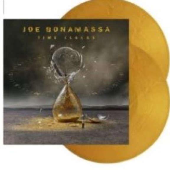 Joe Bonamassa Time Clocks (coloured) LP 2021