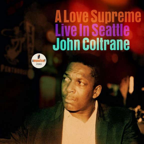 John Coltrane A Love Supreme - Live in Seattle LP 2021