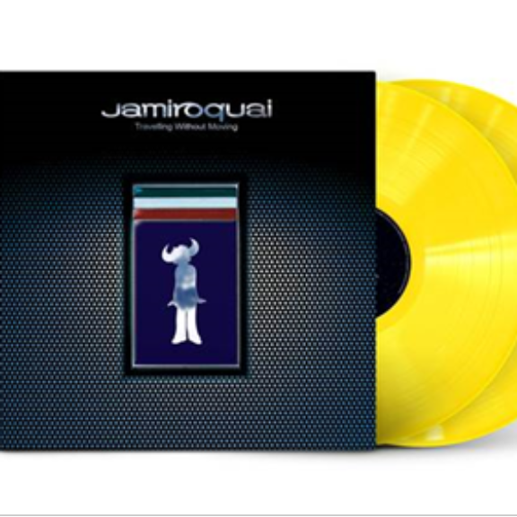 Jamiroquai Travelling Without Moving (25th anniversary) (coloured) LP 2021