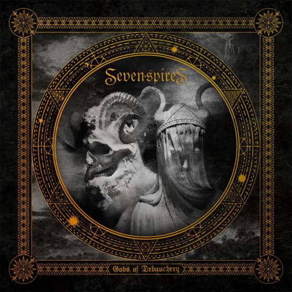 Seven Spires Gods Of Debauchery (coloured) LP 2021