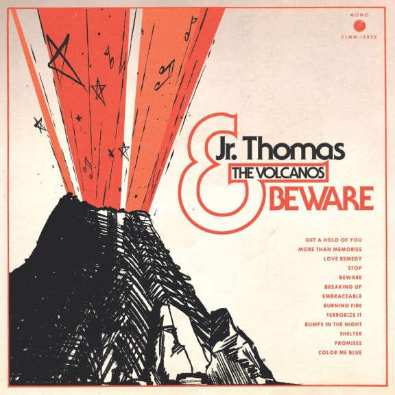 Jr. Thomas & The Volcanos Beware (Coloured)) LP 2021