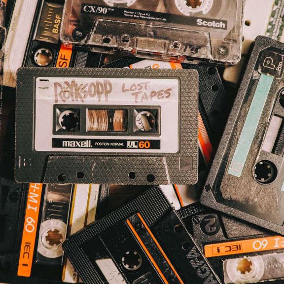 Röyksopp Lost Tapes LP 2021