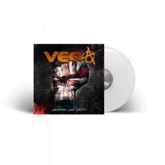 Vega Anarchy And UnIty (coloured) LP 2021
