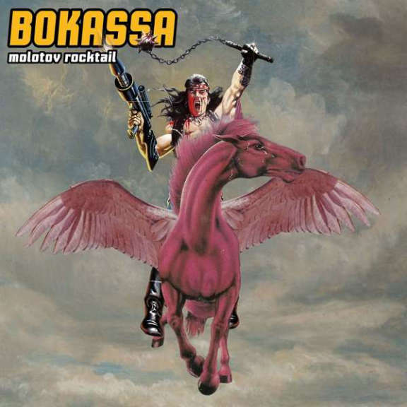 Bokassa Molotov Rocktail LP 2021