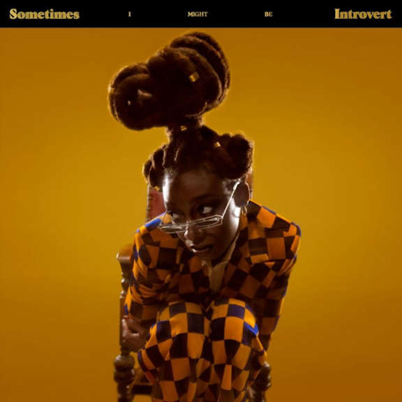 Little Simz Sometimes I Might Be Introvert (clear) LP 2021