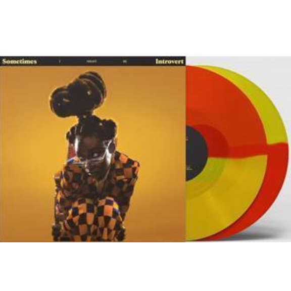 Little Simz Sometimes I Might Be Introvert (red/yellow) LP 2021