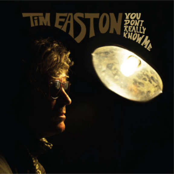 Tim Easton You Don't Really Know Me (black) LP 2021
