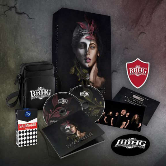 Bloodred Hourglass Your Highness (box set) LP 2021