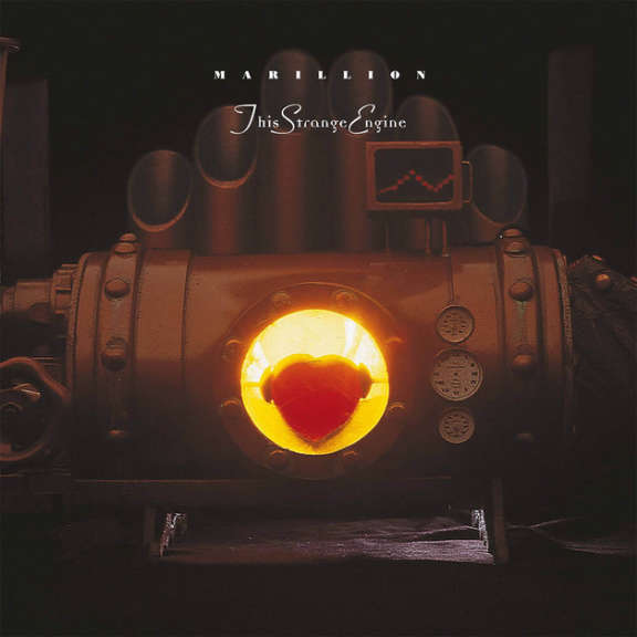 Marillion This Strange Engine LP 2021