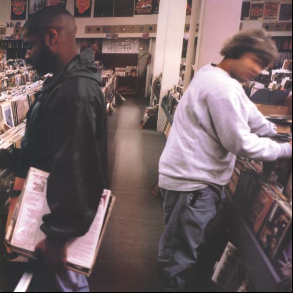 DJ Shadow Endtroducing... (25th anniversary) LP 2021