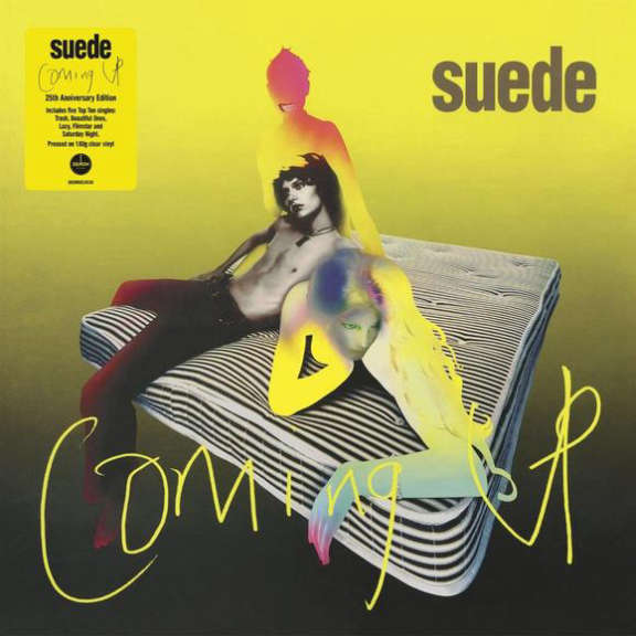 Suede Coming Up (25th anniversary) (coloured) LP 2021