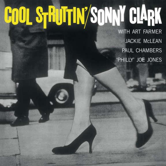Sonny Clark Cool Struttin' LP 2015