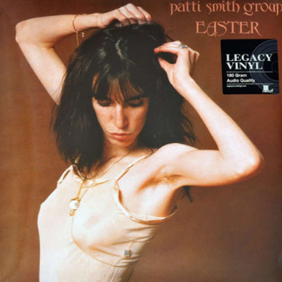 Patti Smith Group Easter LP 2015