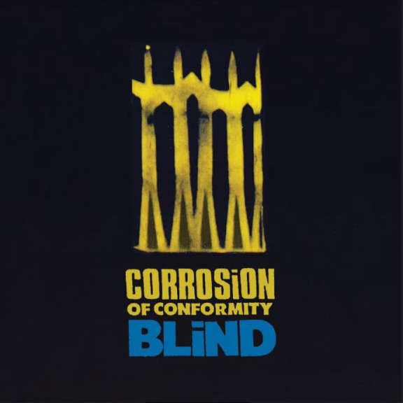 Corrosion of Conformity Blind LP 2021