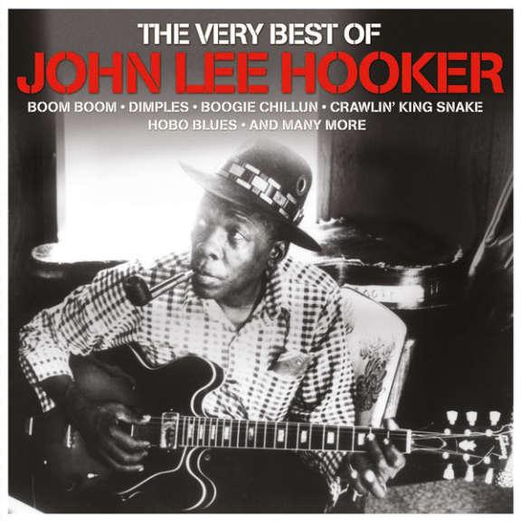 John Lee Hooker The Very Best Of John Lee Hooker LP 2016