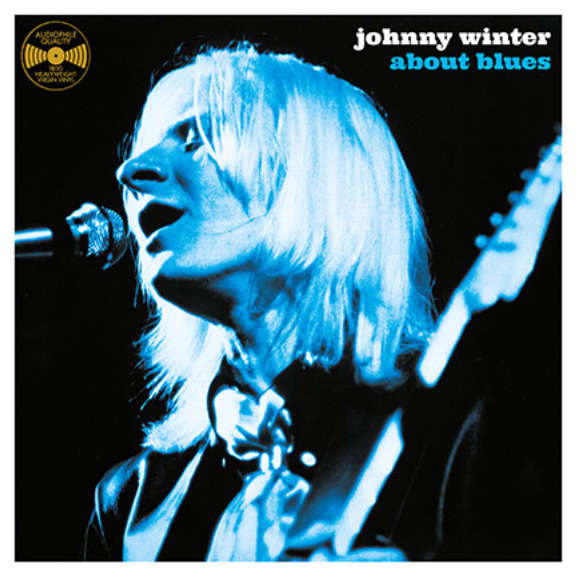Johnny Winter About Blues LP 2018