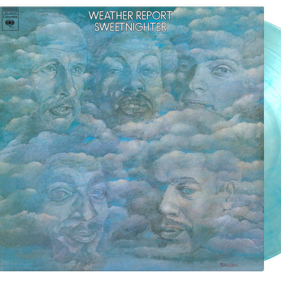 Weather Report Sweetnighter (coloured) LP 2021