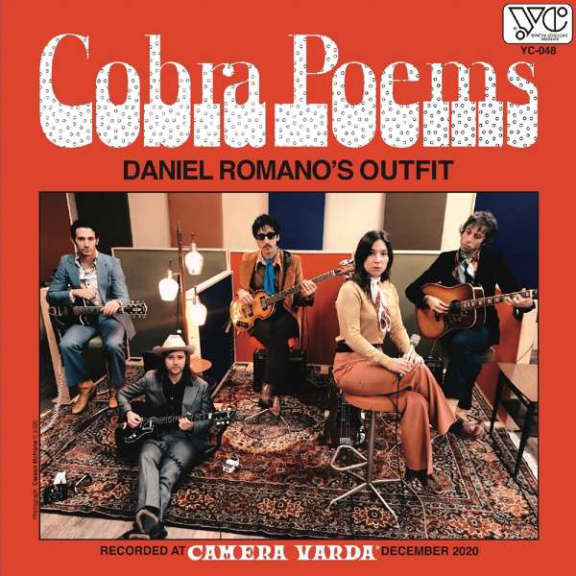 Daniel Romano Cobra Poems LP 2021