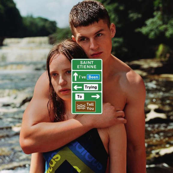Saint Etienne I've Been Trying To Tell You (coloured) LP 2021