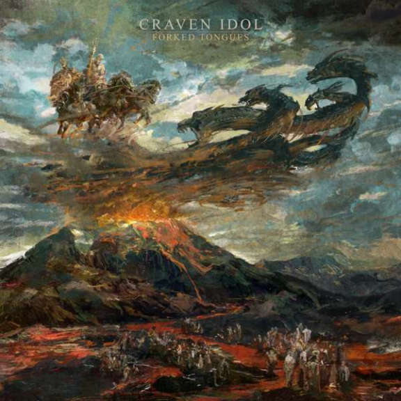 Craven Idol Forked Tongues LP 2021
