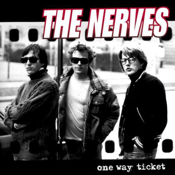 The Nerves One Way Ticket (coloured) LP 2021
