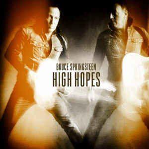 BRUCE SPRINGSTEEN High Hopes 180G 2LP+CD (UUSI LP) LP undefined