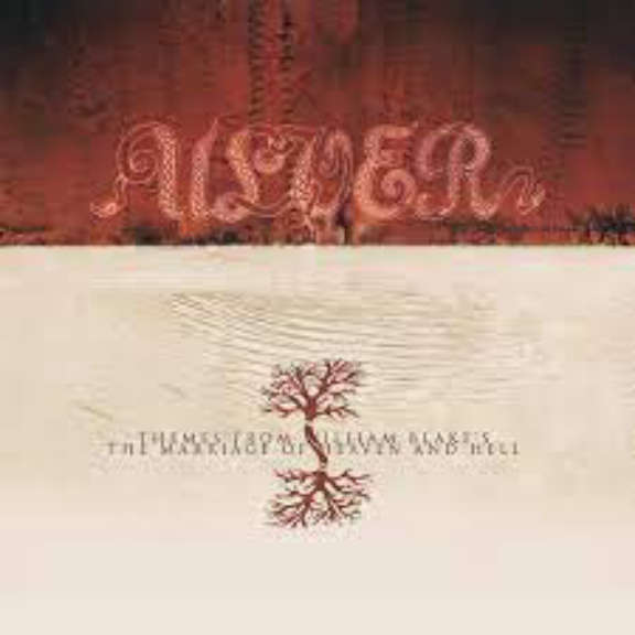Ulver Themes From William Blake's The Marriage Of Heaven And Hell (coloured) LP 2021