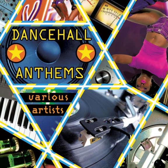 Various Dancehall Anthems LP 2021