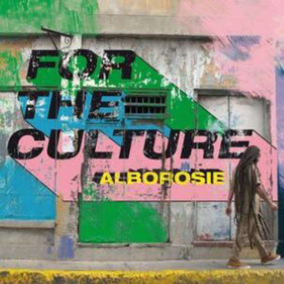 Alborosie For The Culture LP 2021