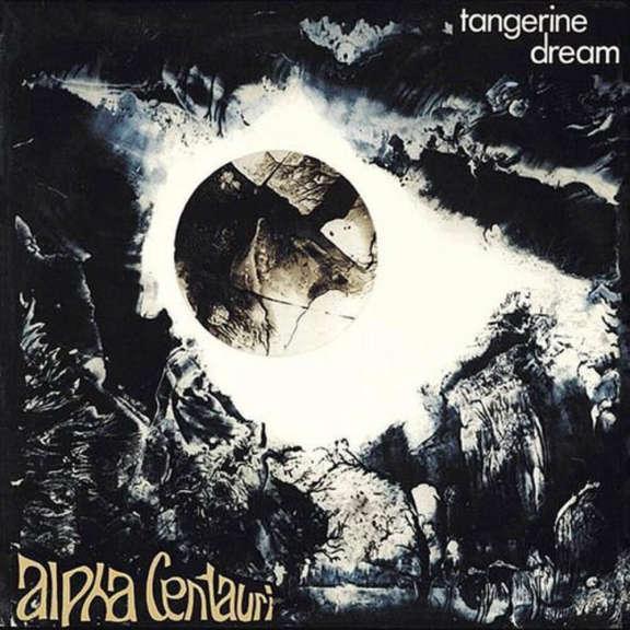 Tangerine Dream Alpha Centauri (coloured) LP 2021