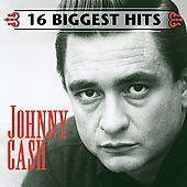 JOHNNY CASH 16 Biggest Hits 180G (UUSI LP) LP undefined