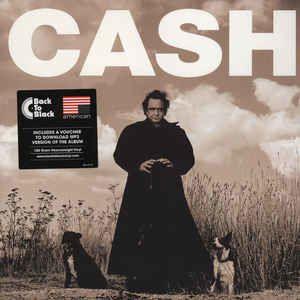 JOHNNY CASH American Recordings 180G (UUSI LP) LP undefined