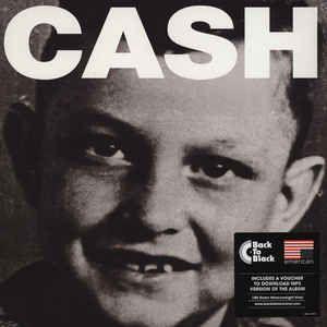 JOHNNY CASH American VI: Ain't No Grave 180G (UUSI LP) LP undefined