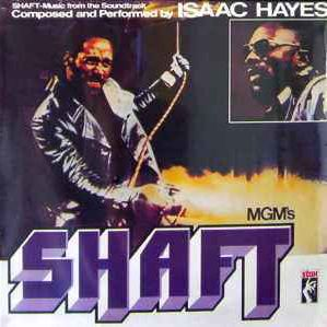 ISAAC HAYES Shaft 2LP (UUSI LP) LP undefined
