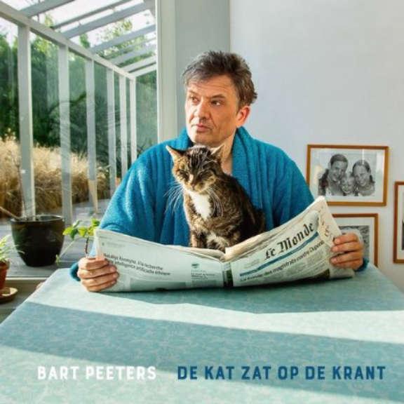 Bart Peeters De Kat Zat Op De Krant LP 2021