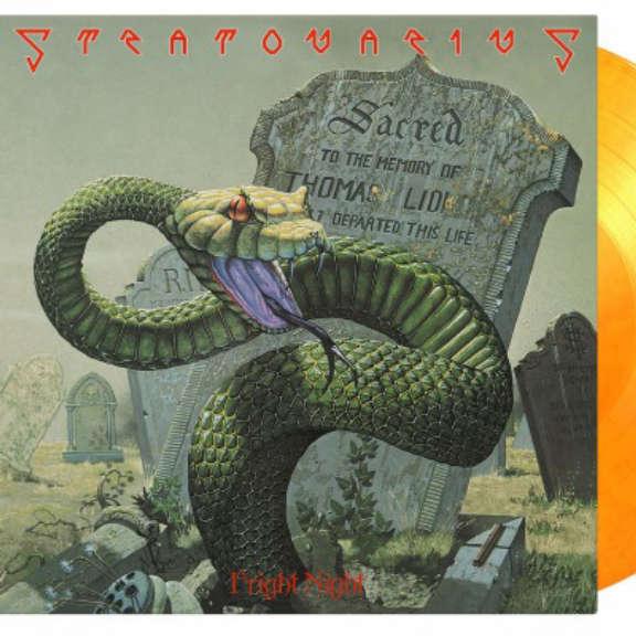 Stratovarius Fright Night (coloured) LP 2021