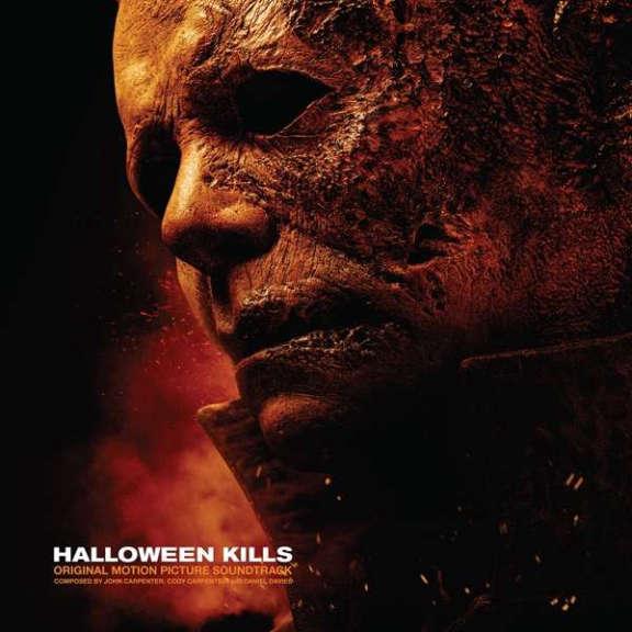 John Carpenter & Cody Carpenter & Daniel Davies Soundtrack : Halloween Kills (coloured) LP 2021
